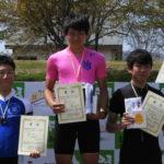 2018年大学ロードシリーズRCS開幕戦飯山のクラス3で長野県出身の新入生2人がいきなり表彰台の快挙!