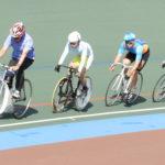 〔大会結果〕国体兼インターハイ自転車トラック競技 長野県予選   大会一日目。