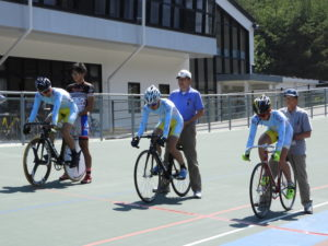 【県外】全国高校選抜自転車大会《トラック》 @ 北九州