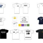 〔お知らせ〕2018長野県代表チーム支援型「サポーターTシャツ」作成へ