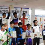 〔結果〕10月3週目に行われた主な大会の長野県勢入賞者