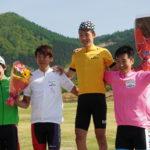 〔速報〕2日間にわたって開催された「2 Days Race in 木島平村 2019」各賞の総合成績。