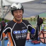 《速報》「日本スポーツマスターズ2019ぎふ清流大会」60歳以上の部ケイリンで小林英樹が3位表彰台。