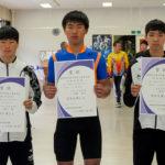 《速報》春のセンバツへ!各校新戦力が活躍!!「長野県高校自転車新人戦トラック競技」結果。